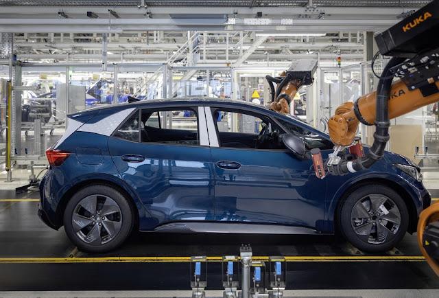 Produktion SEAT Cupra elektrisch: in Zwickau!