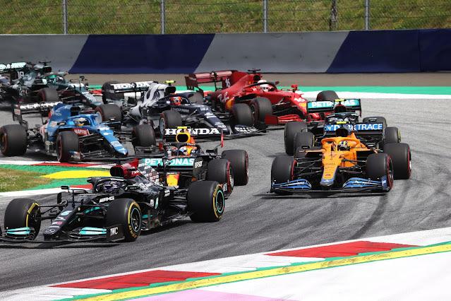 Formel 1 Istanbul 2021