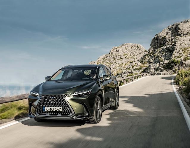 Lexus neues Modell: Lexus NX 2022