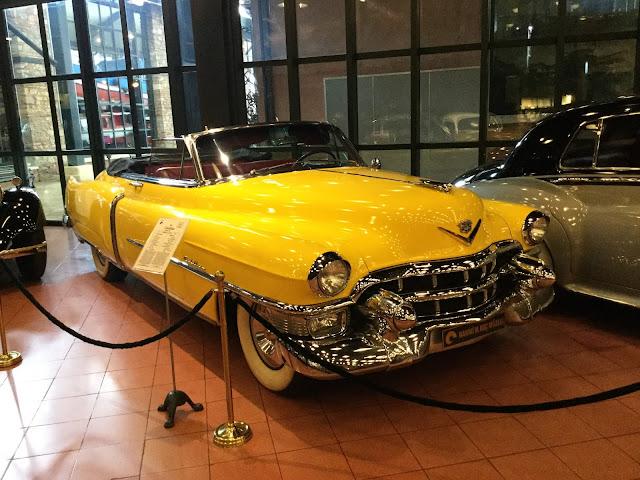 Auto Museum in Istanbul